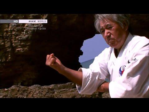 NHK - Tee - The Spirit of Okinawan Karate VO sous titré français