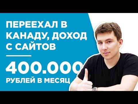 Кейсы S03E03: Юрий Васильченко - Канада и сайты