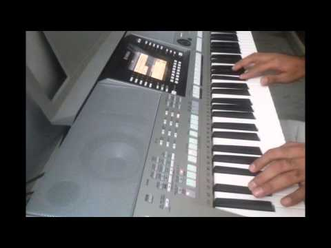 Tune O Rangeele (Kudrat) on Yamaha Keyboard PSR-S910