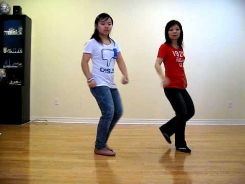Its Time To Disco (Danced & Walk thru)