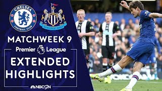 Chelsea v. Newcastle | PREMIER LEAGUE HIGHLIGHTS | 10/19/19 | NBC Sports