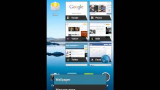 Android 4.0 Ice Cream Sandwich Tour