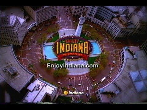 Indiana Tourism - Monument Circle