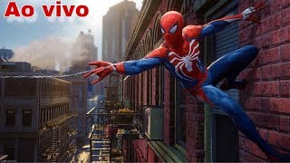 LIVE do game Marvel's Spider-Man PS4Pro #11