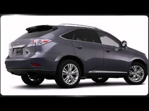 2012 Lexus RX 450h Video