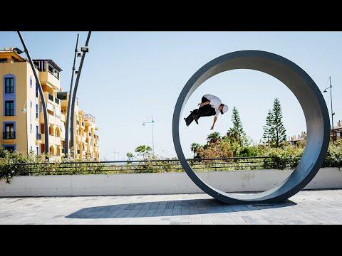 Skating Through Costa Del Sol, Spain | etnies Skateboarding