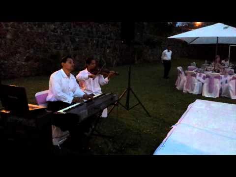 Violín y piano en Cuernavaca Morelos Grupo Evensol