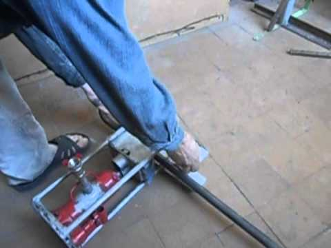 Ютуб видео как сделать трубогиб