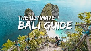 The Ultimate Bali Guide - What to See, Eat and Do in 7 Days! | The Travel Intern