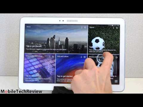 Samsung Galaxy Tab Pro 10.1 Review