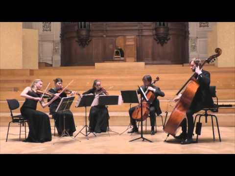 St. George Quintet - George Onslow String Quintet no 26 Opus 67  Molto Moderato e Grandioso