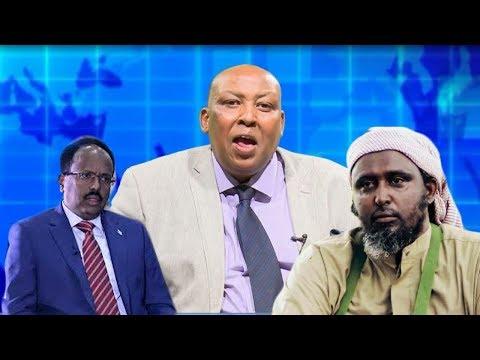 SHEEKO YAAB LEH Somalia oo ku biiray kooxda Shabaab Wariye c salan Hareeri thumbnail