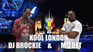 Kool London - DJ Brockie & MC Det - 11 11 2018 - Drum N Bass