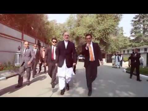 Karzai Documentary coming soon مستندی با کرزی به زودی