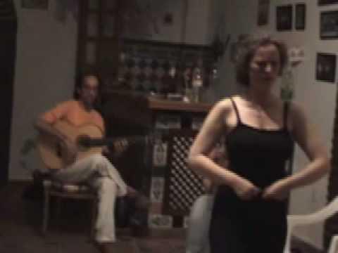 Seguiriya - Primer ensayo - first rehearsal
