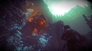 Rise of the Tomb Raider - опасная баба яга # 10