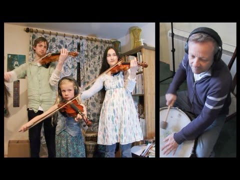 Falling Down - A Video Song by CatHatFiddle and Dean Brodrick