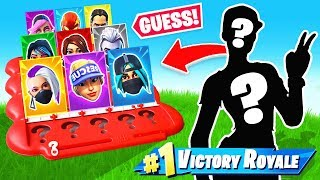 Can You GUESS WHO? (Fortnite)