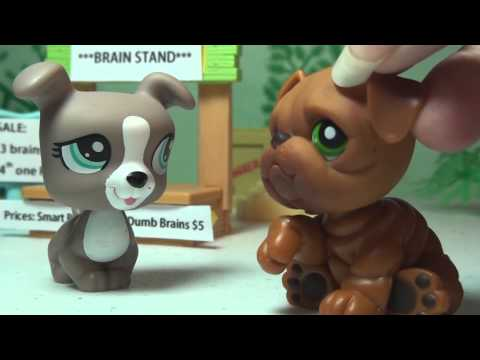 Littlest Pet Shop: Brain Stand