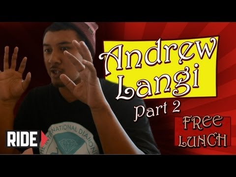 Andrew Langi on Stealing, Burning Bridges, Losing Sponsors, and More on Free Lunch!