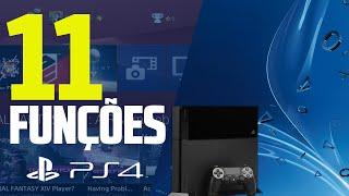 11 Funções do PS4 Que Talvez Você Não Conheça | Ciclopédia 02