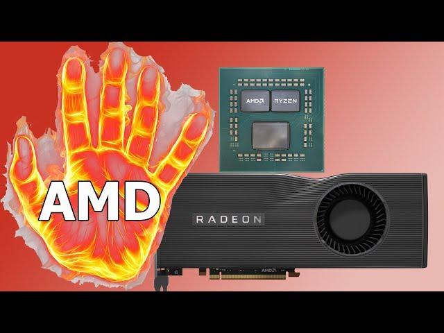 ► Огонь Презентация AMD На #E3. Видеокарты AMD Navi RX 5700 и Ryzen на 16 ядер