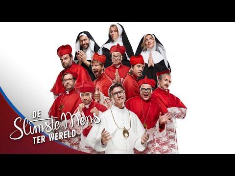 Paus Erik stelt de jury van De Slimste Mens ter Wereld voor
