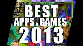 CNET UK Podcast 366 - Best apps of 2013