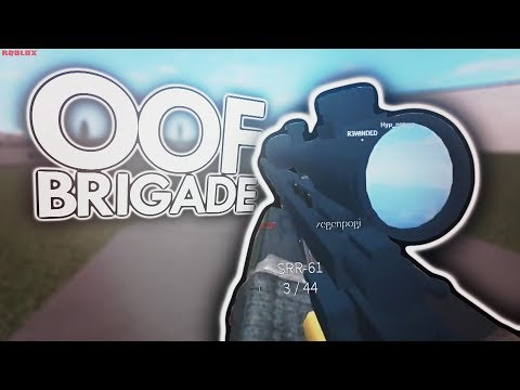 THIS GAME MIGHT REPLACE PHANTOM FORCES IN ROBLOX... (Oof Brigade)