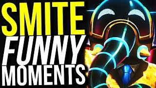 DAMAGE GANESHA BEST CARRY! - SMITE FUNNY MOMENTS
