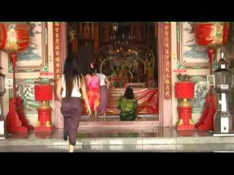 Bangpli festival, thai cutural dance, sananwan palace hotel guest house & apartments