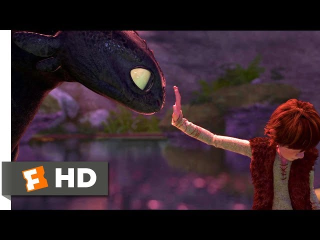 How to Train Your Dragon 2010 - Dinner With A Dragon Scene 210  Movieclips