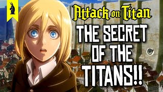 Attack On Titan: The SECRET of the Founding Titan ? Wisecrack Edition