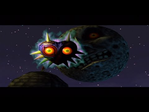 The Legend of Zelda: Majora's Mask - Episode 1