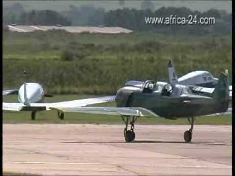43 Air School Pilot Training - Africa Travel Channel klip izle