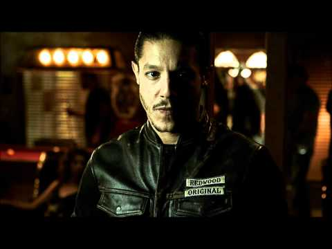 Metallica - Turn The Page ( Sons Of Anarchy ) Hd video