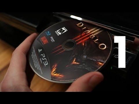 Diablo 3 Walkthrough – Diablo 3 PS3 Gameplay Walkthrough Part 1 PlayStation 3 PlayStation 4 PS4