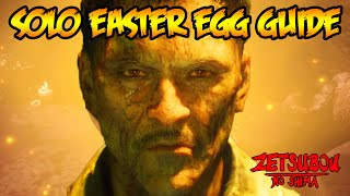 "BLACK OPS 3 ZOMBIES ""ZETSUBOU NO SHIMA"" SOLO EASTER EGG TUTORIAL GUIDE! (BO3 Zombies)"