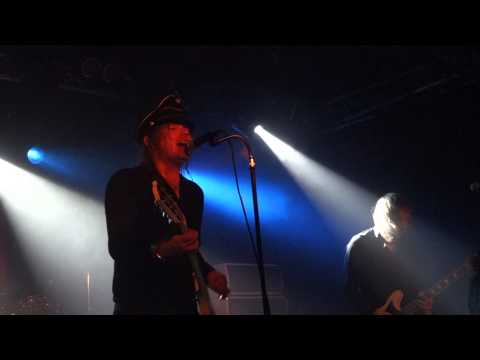 Imperial State Electric - Reptile Brain / Throwing stones - Debaser Strand, Stockholm 2015