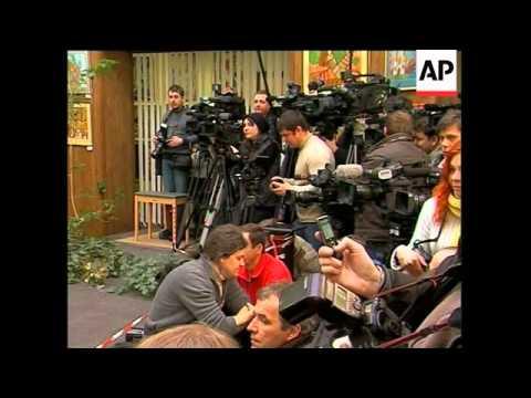 WRAP Presidential vote, Yanukovych ADDS Tymoshenko, Yushchenko