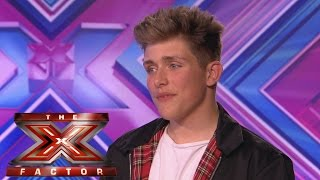 Charlie Jones sings One Direction's Little Things | Room Auditions Week 1 | The X Factor UK 2014
