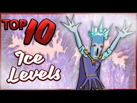 Top 10 Best Ice/Snow Levels - snomaN Gaming