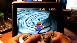 Super Mario 64/ CUBE U9GT2/ Monage 4.2(4.0.3 ICS)