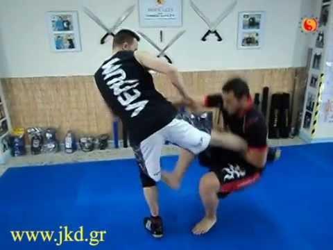 JKD Submission Grappling Training 3 πάλη υποταγής πολεμικές τέχνες Image 1
