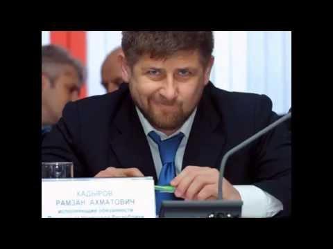 Кадыров дрочит видео