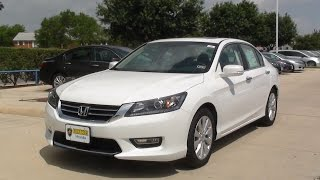2013 Honda Accord EX-L Sedan Review (2015 Version) - Nexccelerator