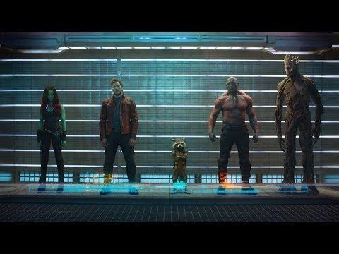 ตัวอย่างทีเซอร์ Guardians of The Galaxy (Official