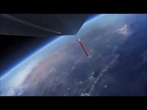 Felix Baumgartner's supersonic freefall from 128k' Vídeo Motivacional