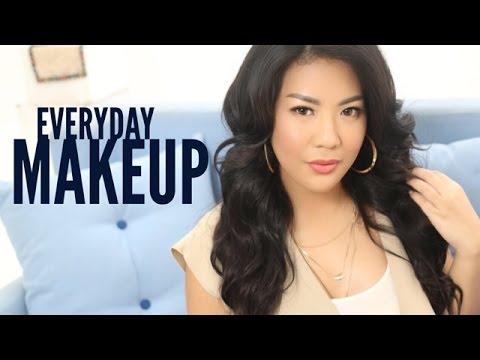 Everyday Soft Glam Makeup Routine | MyTipsCantik