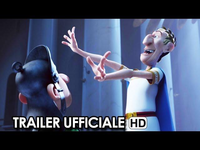 Asterix e Il Regno degli Dei Trailer Ufficiale Italiano (2015) HD